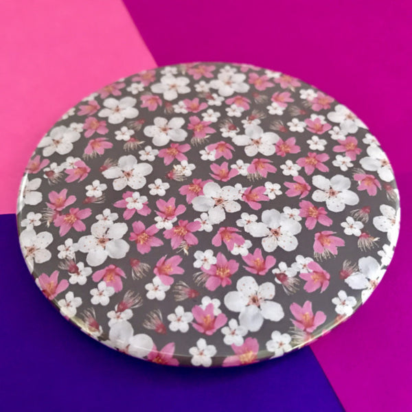 Blossom Pocket Mirror