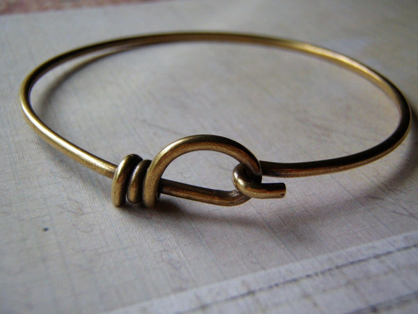 Antique Brass Bracelet Tierracast Add a Charm Add a Bead Premium Quality Plating Nice details About 2.5 inches across