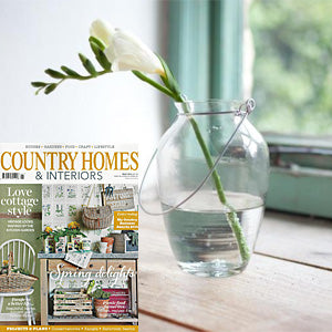 Floella vase in Country Homes & Interiors