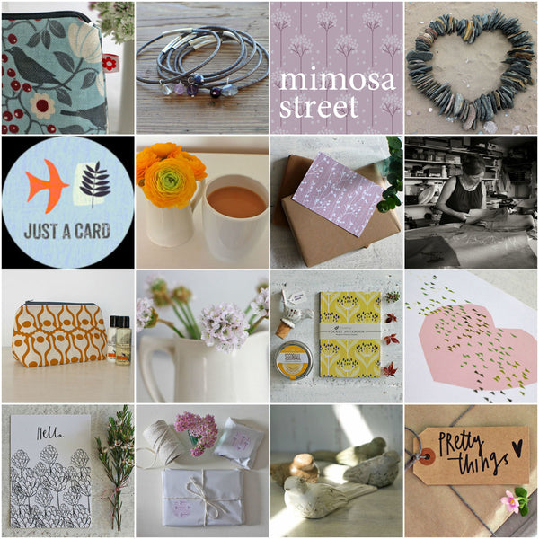 Just a Card campaign - supporting makers, designers and creative businesses