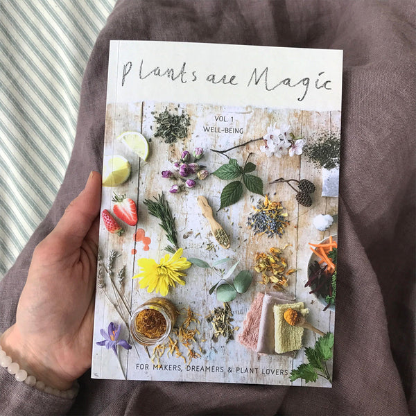 Plants are Magic magazine cover