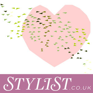 Heart Swoop, exclusive print by Ingrid Petrie, Mimosa Street in the media