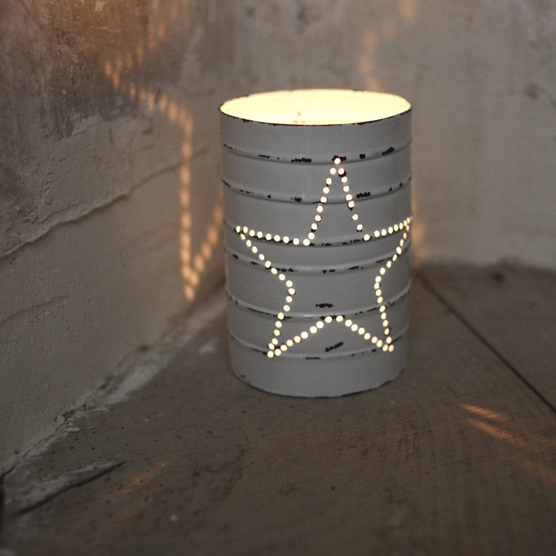 Star can tealight