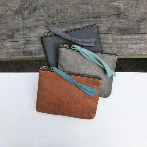 Aura Que vegan leather purses at Mimosa Street - alternative colourways