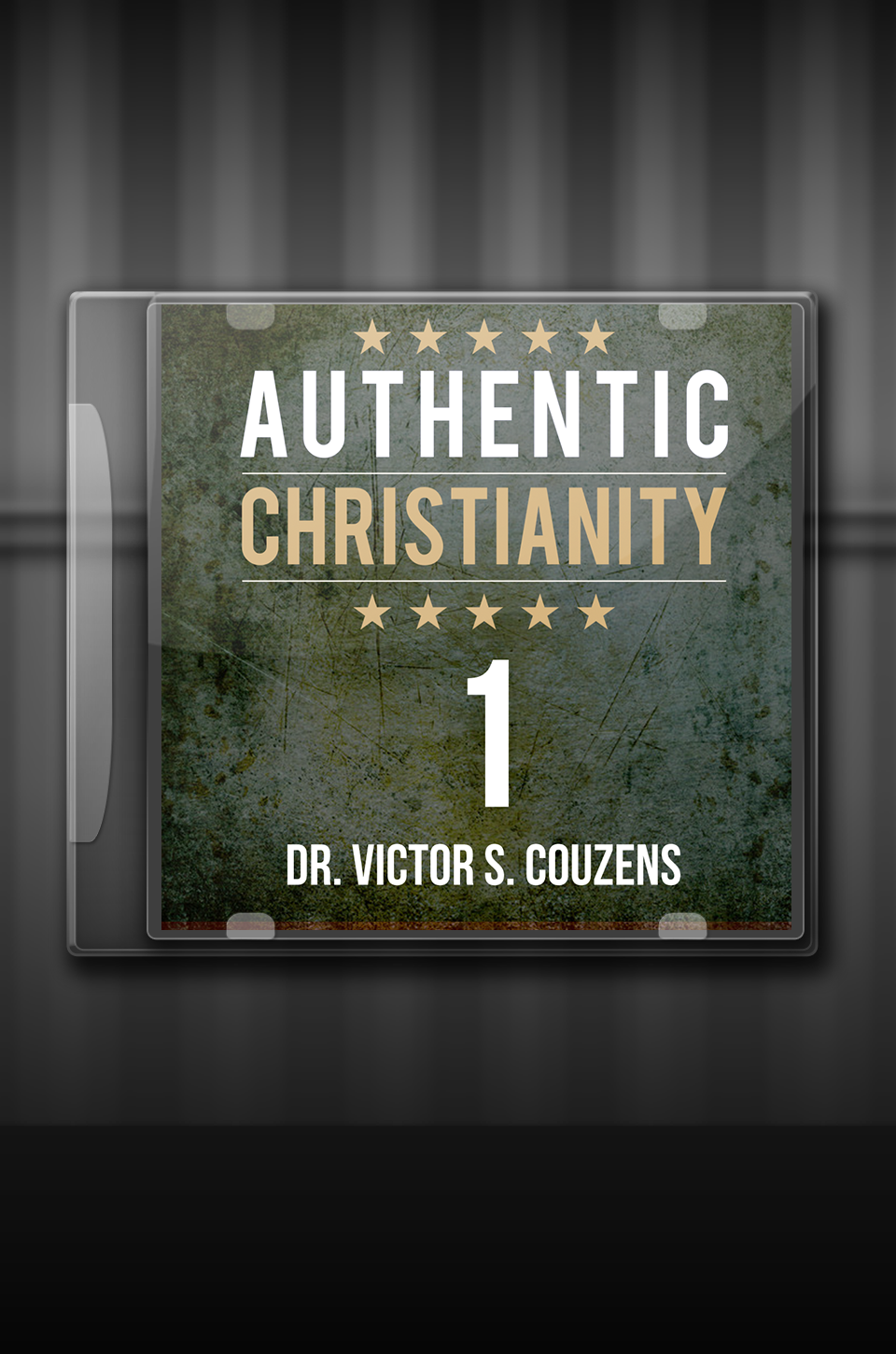 Authentic Christianity (Part 1) CD