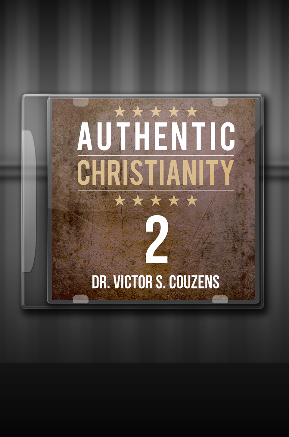 Authentic Christianity (Part 2) CD