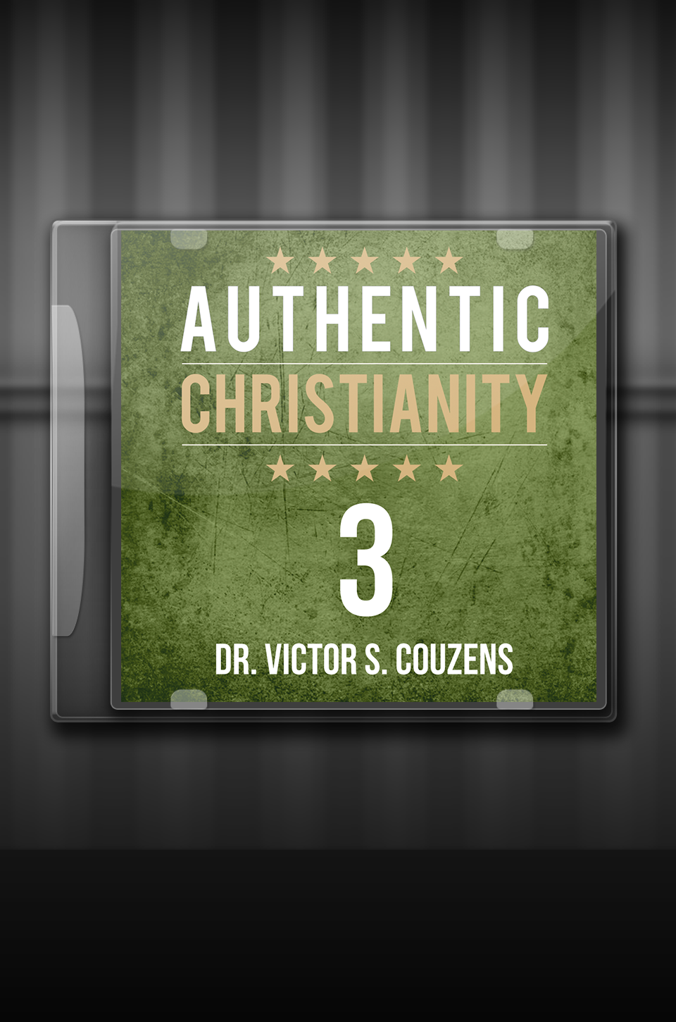Authentic Christianity (Part 3) CD