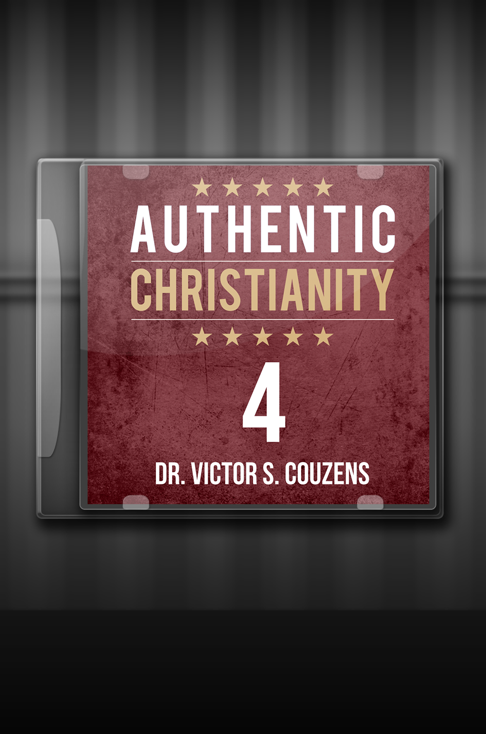 Authentic Christianity (Part 4) CD