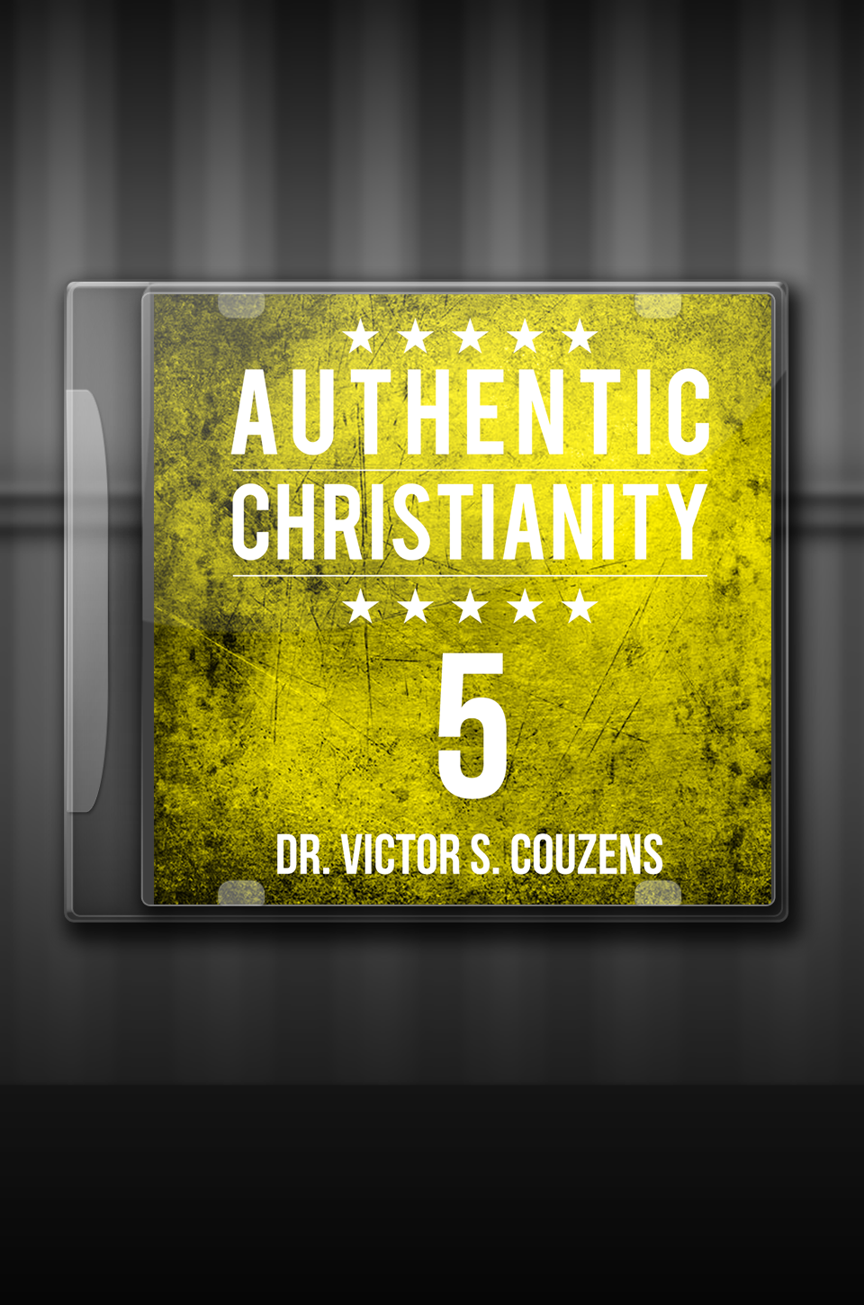 Authentic Christianity (Part 5) CD