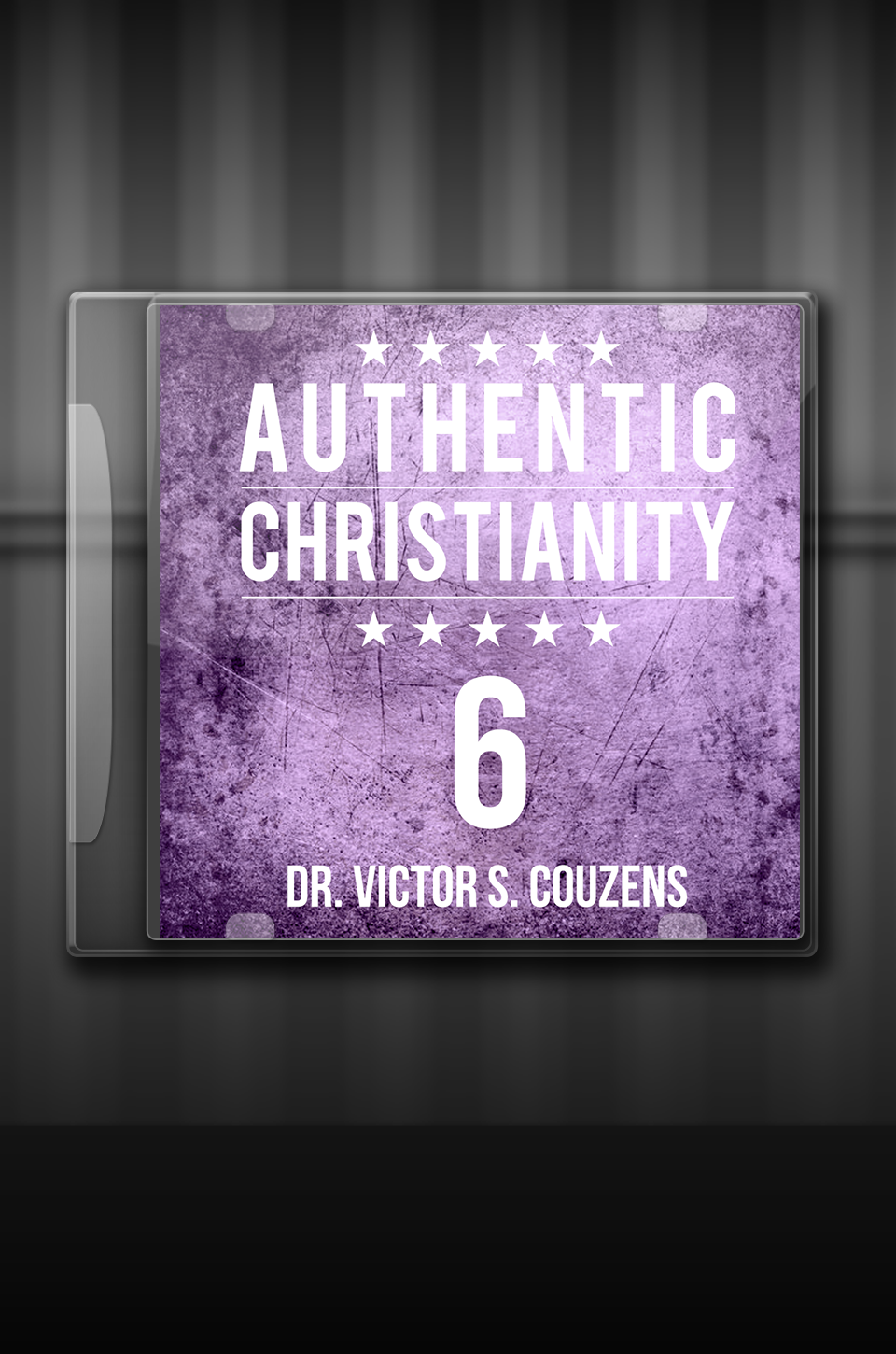 Authentic Christianity (Part 6) CD