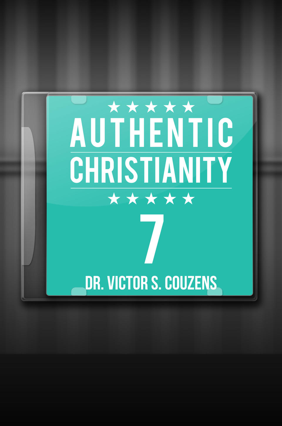 Authentic Christianity (Part 7) CD