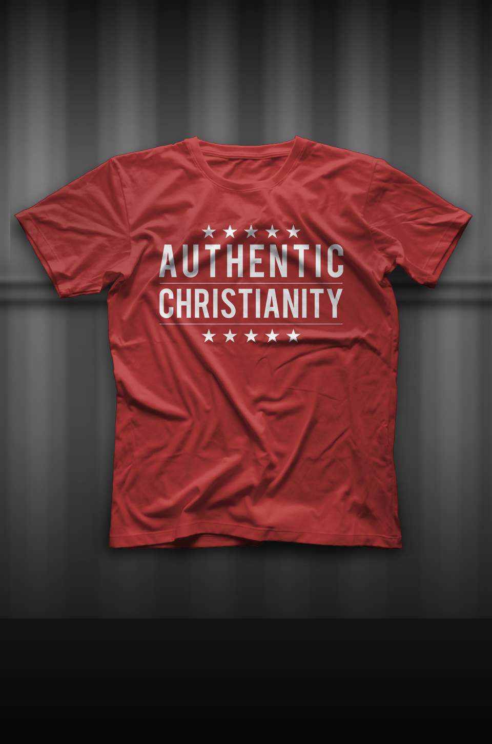 Authentic Christianity T-Shirt