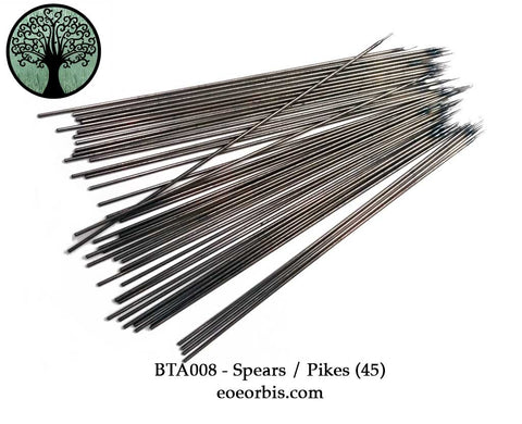BTA008 - Spears / Pikes (45)