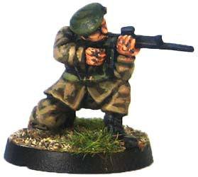 Unit Trooper J - From Original Boxed Game