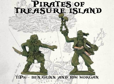 TIP06 – Ben Gunn and Tom Morgan