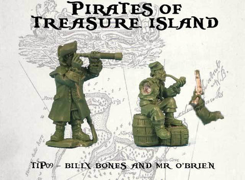 TIP09 – Billy Bones and Mr O'Brien