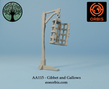 AA115 - Gibbet & Gallows