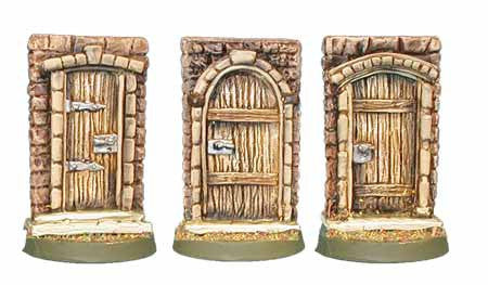 Dungeon Doors (3)