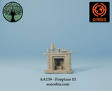 AA139 - Fireplace III
