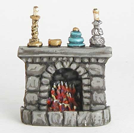 Fireplace IV