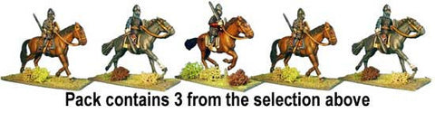 Norman Swordsmen Cavalry (3)