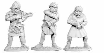 Saxon Casualties (5 random)