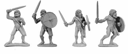 Viking Naked Berserkers I (4)