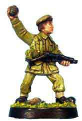 1975 Unit Soldier with Grenade