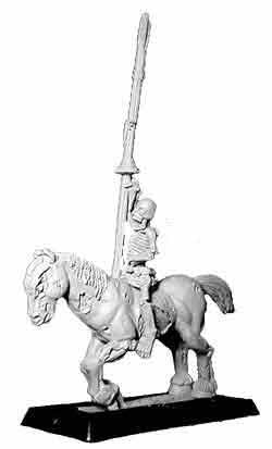 Skeleton Lancer Cavalry II (1)