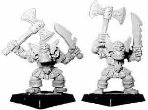Dark Orc Warriors II (2)