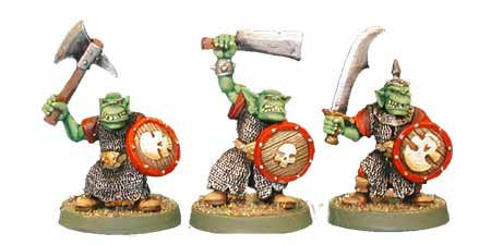 Orc Warriors (3)