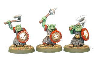 Orc Warriors III  (3)
