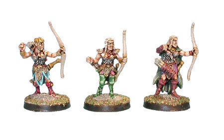 Elven Archers of the Glimmering Woods I