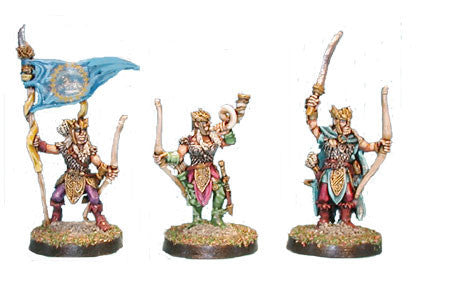 Elven Archers of the Glimmering Woods Command