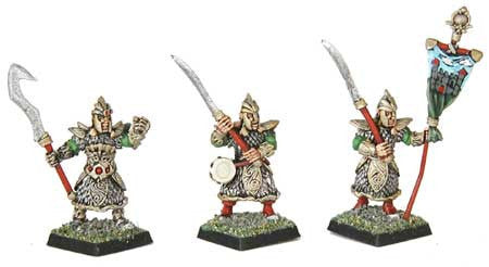Elven Royal Guard Command (3)