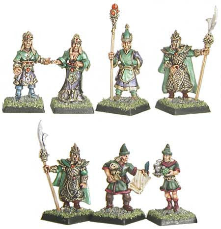 Elven King and Queen Set (7)