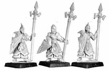 Shadow Elf Spearmen I (3)