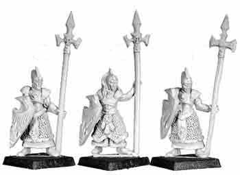 Shadow Elf Spearmen II (3)