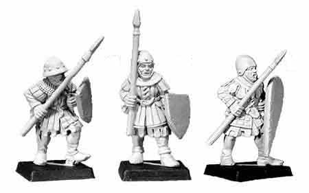 Averaign Spearmen I (3)