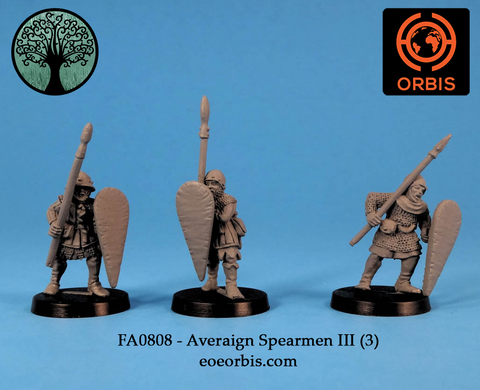 FA0808 - Averaign Spearmen III (3)