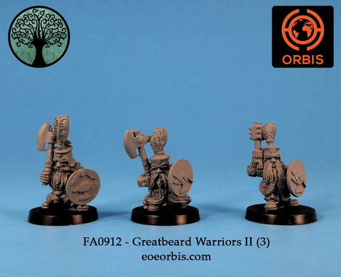 FA0912 - Greatbeard Warriors II (3)