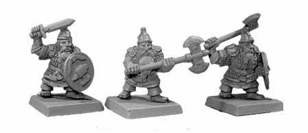 Dwarves of Erewhon II (3)