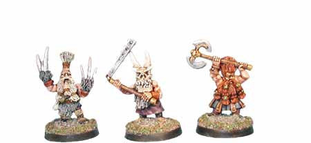 Dwarf Slayers of Dragons Peak Mountain I (3)