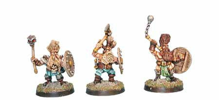 Dwarf Slayers of Dragons Peak Mountain I I (3)
