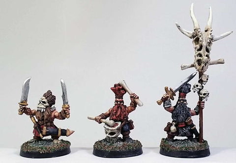 FA0973 - Dwarf Slayers of Dragons Peak Mountain Command (3)