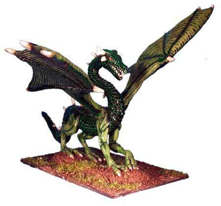 Viridis, The Green Dragon