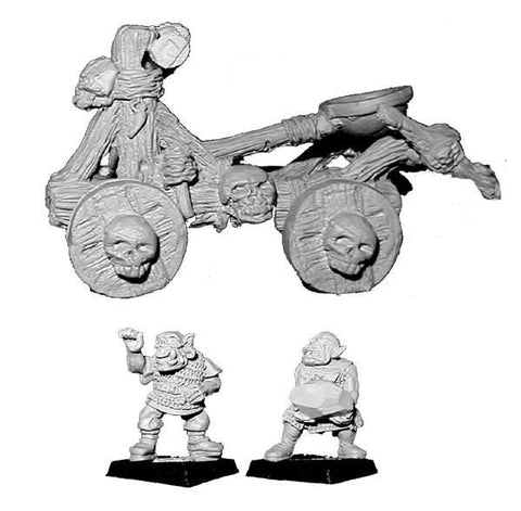 Orc Stone Thrower (1 and Crew)