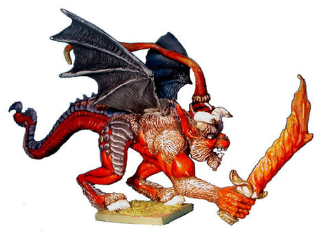 Ignius, Greater Fire Demon (1)