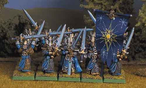 High Elf Sword Warders (18)