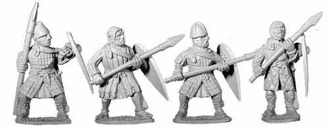 2nd Crusade Armoured Spearmen I (4)